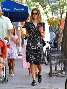 Jessica Alba Celebrity Style | POPSUGAR Fashion