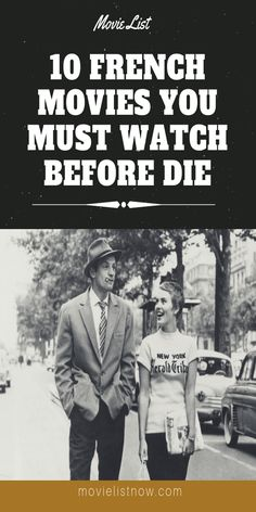 10 French Movies You Must Watch Before Die. … 10 French Movies You Must Watch Before Die. Fantasy Movies, Sci Fi Movies, Funny Movies, Good Movies, Must Watch Movies List, Movie List, See Movie, Film Movie, Thriller