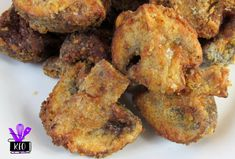 air fryer recipes I admit it, fried mushrooms are a weakness of mine (we love mushrooms in our house in general). When I cant go out and enjoy someone else making them for me, at least I know I can make air fried mushrooms for myself at home. Air Fryer Recipes Potatoes, Air Fryer Oven Recipes, Air Frier Recipes, Air Fryer Dinner Recipes, Air Fryer Recipes Vegetables, Recipes Dinner, Avocado Dessert, Fried Mushrooms, Stuffed Mushrooms