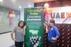 UAE Exchange Hong Kong Celebrated Customer Service Week   2013