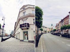 [Nowy Swiat, Warsaw,  Poland]