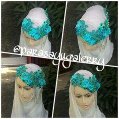 Headpiece for wedding Info price list WA. 081939450851 Fb. Paras ayu Ig. @parasayugalerry