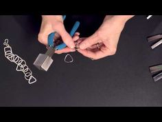 Video Tutorial - How to Use the Wubbers® Triangular Mandrel Pliers - Fire Mountain Gems and Beads