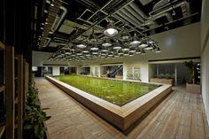 Pasona HQ - Tokyo, Japan - 2011 - Kono Designs LLC