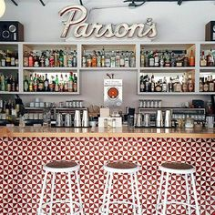 Parson's Chicken & Fish, chicago—For the best fried chicken in the city, a stop to one of Rosie Clayton's favorite casual haunts, Parson's, is an absolute must. Come with a big appetite and time to spare—you'll want to relax on the sunny patio for hours.