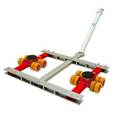 Buy premium dollies, skates, carts and toe jacks for heavy equipment moving by JUNG in North America from Toolwell Metal Workshop, 3rd Wheel, 5th Wheels, Heavy Equipment, Tandem, Rigs, North America, Skate, Trailers
