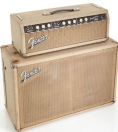 A Fender Tremolux Amp for this Throwback Thursday!