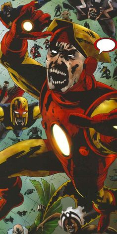 #marvel #zombies Marvel Zombies is the best, you don't even know.