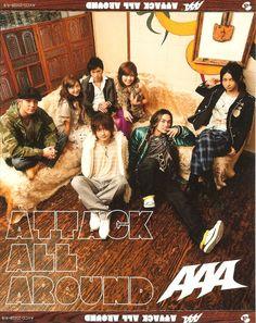 AAA - Attack All Around