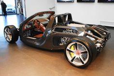 Naked Porsche