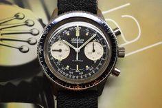FS: Vintage Panda Chronograph selectron submariner