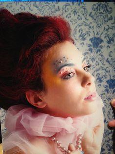 Diseño de indumentaria Diseño Make up Alumna Eamoda Maricel Espinoza