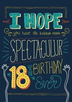 £2.99 | Reba Bangasser #BirthdayWishes #Handlettering #Calligraphy