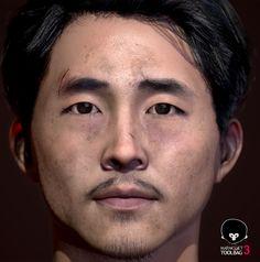 ArtStation - Glenn (WIP), Jude Leong