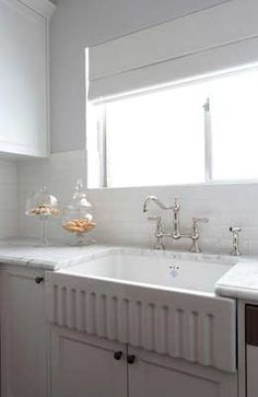 I Could Bathe Three Babies At Once In That Sink And Faucet French Provincial Kitchens Sydney