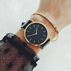 Black & Gold Details To Make A Statement | dvaskina.wordpress.com  #fashion #beauty #lifestyle #blog