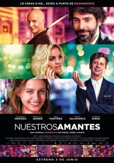 Nuestros amantes (2016), Miguel Ángel Lamata.