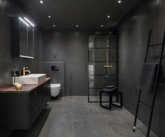 Baderom og kjøkken trender 2019 - Marianne Haga Kinder - Lilly is Love Washroom Design, Modern Bathroom Design, Bathroom Interior Design, Bad Inspiration, Bathroom Inspiration, Bathroom Goals, Small Bathroom, Future House, Diy Vanity Mirror