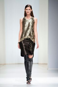 Prints, Cuts & Shapes to Look for in 2013:  High Shine