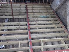 loft conversion-a how to guide: installing the floor joists to a loft conversion