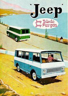 Jeep Toledo and Jeep Furgon