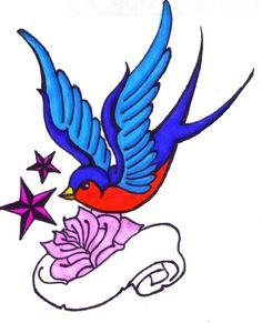 Barn swallow tattoo design by ~sowhtimawsomesosueme on deviantART