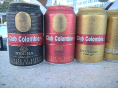 Beer choices Colombia #beer #travel