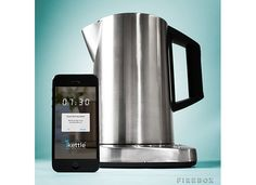 iKettle brings high-tech to tea for a mere $160