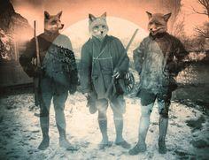 FOX HUNT BYCHASE KUNZ