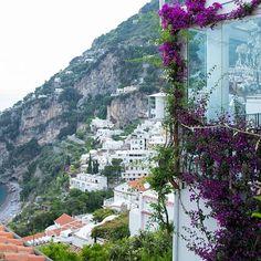 Hotel Villa Franca Review // Positano