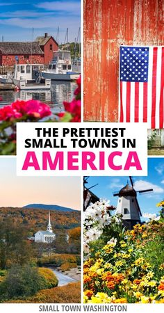 Looking for some cute small towns in the USA? Here are our picks for the coolest small towns in America! Small towns in USA | America small towns | best small towns in USA | best small towns USA | cutest towns in America | prettiest towns in America | cutest small towns in the USA | prettiest towns in the USA | USA travel tips | where to travel in the USA | Pigeon Forge | Carmel by the Sea | Small town travel | USA travel destinations | USA travel tips | where to travel in America Small Town America, North America, Beautiful Places To Visit, Cool Places To Visit, Canada Travel, Travel Usa, Pet Travel, Travel Tips, Carmel By The Sea