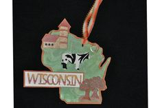 Wisconsin State Tag