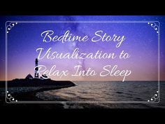 Sleep Meditation: Bedtime Visualization to Relax Into Sleep (guest guide) Anxiety Relief, Stress And Anxiety, Guided Meditation For Sleep, Self Healing, Bedtime Stories, Positive Mindset, Inner Peace, Chronic Pain, Dream Life