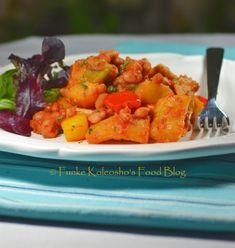 Beans & Plantain - Funke Koleosho's New Nigerian Cuisine