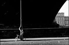Josef Koudelka, Écosse, 1977.