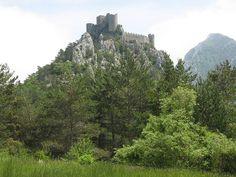 Chateau de Puilaurens - Lapradelle-Puilaurens, Aude