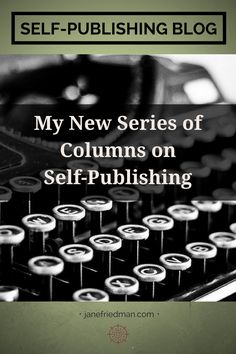 Earlier this year, I began writing monthly for the IngramSpark blog, which is focused on the concerns of self-publishing authors and small presses. (As some of you may know, I recommend IngramSpark for authors who want to distribute and sell print books.) Click here to see quick list of what you'll find.
