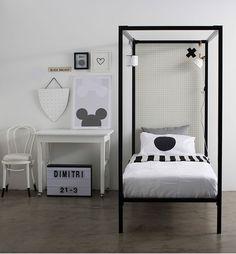 T.D.C | Incy Interiors x Megan Morton Four-poster beds