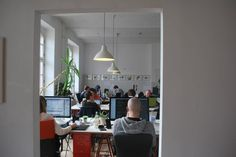 Creative coworking in Berlin - 3 of city's hottest spots incl. Agora Collective: http://www.deskmag.com/en/creative-coworking-in-berlin-3-of-citys-hottest-spots-794
