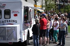 Seattle Crisp Creperie food truck has delicious sweet and savory crepes.