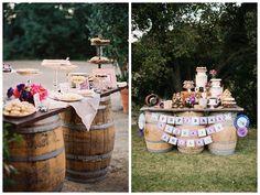 postcards and pretties: {pretty details} wine barrels