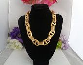 Reduced: This is the listing for the Givenchy 16-20 inch Necklace. The matching items are also listed for sale in our store. We have reduced all of the items for sale in the store. Some by as much as $50.00. CCCsVintageJewelry.com