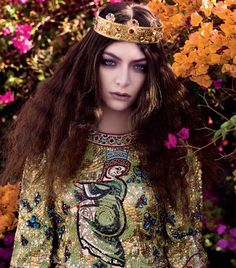 Embellished Lorde