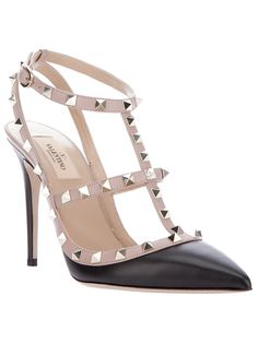 Valentino Studded Stiletto Heel