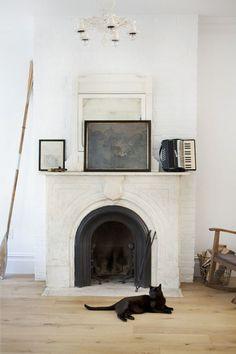 fireplace...oh my!!!