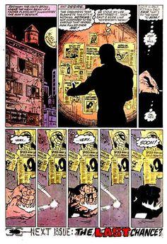 Forshadowing of Venom - Amazing Spider-Man 298