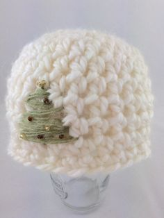 A personal favorite from my Etsy shop https://www.etsy.com/ca/listing/469494824/crochet-baby-hat-baby-christmas-hat