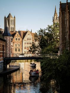 Ghent, Belgium  ( by Asterios Ntais on Flickr )