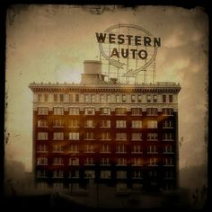 Western Auto Supply Company was a specialty retail chain of stores that supplied automobile parts and accessories. It operated approximately 1200 stores across the United States.[1] It was started in 1909 in Kansas City, Missouri, by George Pepperdine, who later founded Pepperdine University.