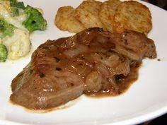 The Cookbook Junkie: Surprisingly edible--Venison Eugene